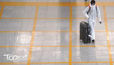 【新冠肺炎】今日新增5宗輸入個案均已打針 全部帶有L452R變種病毒 - 香港經濟日報 - TOPick - 新聞 - 社會