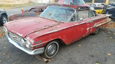 Is This Rusty Impala Convertible Worth Saving?