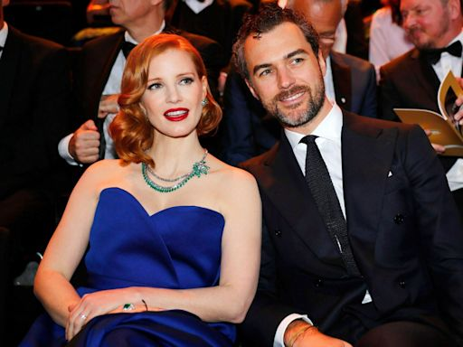 Jessica Chastain Wishes the 'Happiest Birthday Ever' to Her 'Hubby' Gian Luca Passi de Preposulo