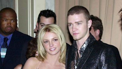 Britney Spears Shared a Rare Throwback Pic With Justin Timberlake In Birthday Tribute for Sister Jamie