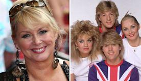 Cheryl Baker: 'We were like four puppets' Bucks Fizz star reflects on 80's heyday