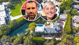 Silicon Valley Venture Capitalist Paid $45 Million for Ellen DeGeneres' Beverly Hills Estate
