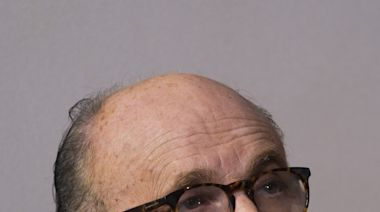 Rudy Giuliani's Excuse For His Borat Appearance Is, Uh, Really Hard To Believe