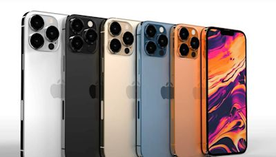 Every single new iPhone 13 Pro color might've just leaked