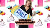 'GMA' Deals and Steals from Bombas socks to weighted blankets