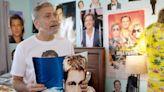 George Clooney is diehard Brad Pitt fan in hilarious ad - CNN Video