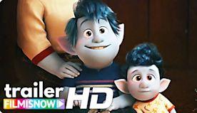"""ONWARD (2020) Special Look """"Premiere"""" Trailer   Pixar Movie"""