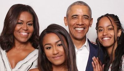Barack Obama Calls Michelle Obama 'an Incredible Mom to Our Girls' in Mother's Day Tribute