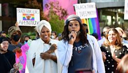 Netflix staff protest against 'transphobic' Dave Chappelle show