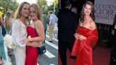 Brooke Shields' daughter wore the model's iconic red Golden Globes dress to prom