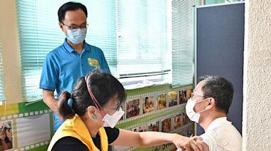 約200名沙頭角墟居民透過政府外展服務接種科興疫苗 - RTHK