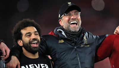 Jurgen Klopp says Mohamed Salah 'is an even better person than he is a player'
