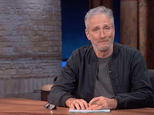 Jon Stewart's Got All Sorts of 'Problems' in Teaser for New Apple TV+ Show
