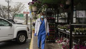 The Morgue Worker Who Buys a Daffodil for Each Body Bag