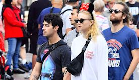 Disneyland's 65th Anniversary: See Stars On Dates At The Happiest Place On Earth