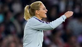 Sarina Wiegman insists 'players are not robots' amid biennial World Cup talk