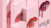 Kylie Jenner Unveils Kylie Cosmetics' Relaunch and New Smudge-Resistant Lip Kits