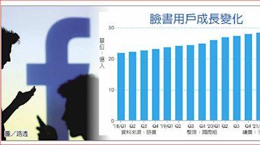 臉書示警 營收成長恐大減速 - A8 國際產業 - 20210730 - 工商時報