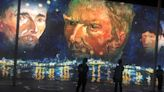 In the old Amoeba Music building, 'Immersive Van Gogh' rises. What would Vincent think?