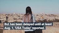 Israel Delays Entry for Individual Vaccinated Tourists As Delta Variant Spreads