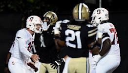 Tanner McKee scores 3 TDs as Stanford beats Vanderbilt 41-23