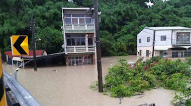 高雄大豪雨仍有19件未退水 數處是昨水退今再淹