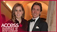 Princess Beatrice's Husband Pens Swoon-Worthy Tribute For Their 1-Year Anniversary