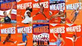Every Olympic athlete that's been on the Wheaties box