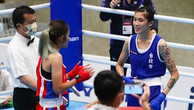全運會女子拳擊54公斤級 黃筱雯奪金(1) (圖)
