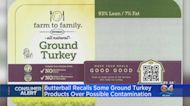 Butterball Recalls Some Ground Turkey Products