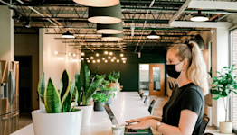 NC coworking companies, once hampered by the pandemic, now benefit from its effects