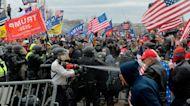Capitol security failure raises question of double standard after Black Lives Matter crackdown