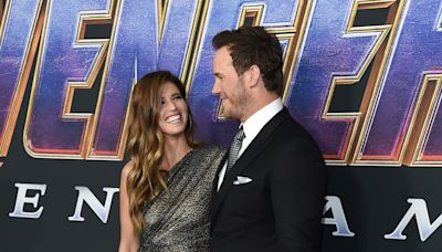 Chris Pratt, Katherine Schwarzenegger's anniversary: A look at their gushing love for each other