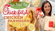 We Tried Chick-fil-A's Chicken Parmesan Meal Kit