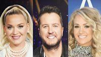 Katy Perry, Luke Bryan, Celine Dion, and Carrie Underwood Announce New Las Vegas Residencies