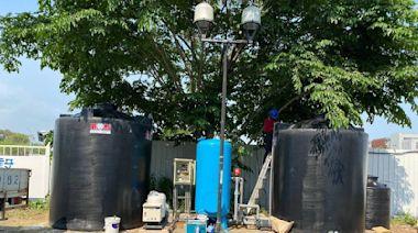 節水、找水、調水 台南多元開源抗旱