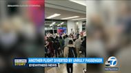 Delta flight from LAX diverted after passenger makes threats