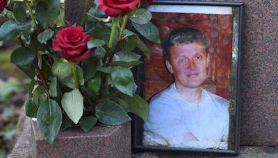 """Justicia europea declara a Rusia """"responsable"""" del asesinato de Alexander Litvinenko"""