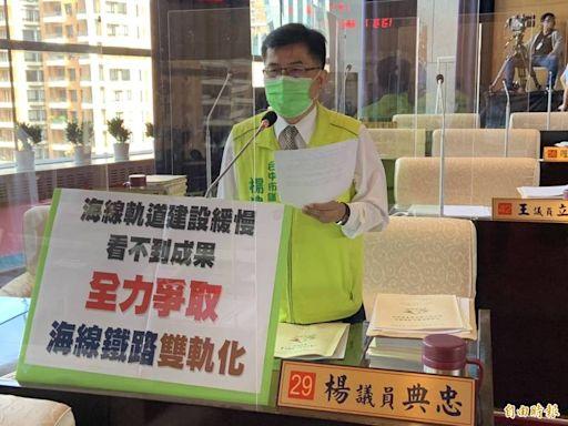台中海線雙軌化延宕!綠批要求全額補助致卡關 藍批中央刁難