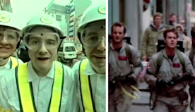 ... Of Beastie Boys' 'Intergalactic' And The Theme Song From 'Ghostbusters' And It's An Absolute Banger