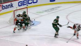 Troy Terry with a Goal vs. Minnesota Wild