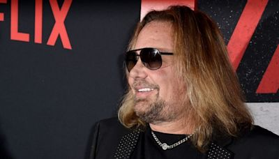Vince Neil Rushed to Hospital After Falling Off Stage During Tennessee Concert (Video)