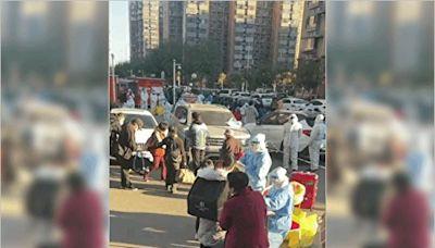 【一線採訪】北京疫情升級 進京航班減少