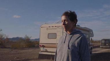 英國奧斯卡揭曉 《游牧人生》橫掃4大獎成大贏家