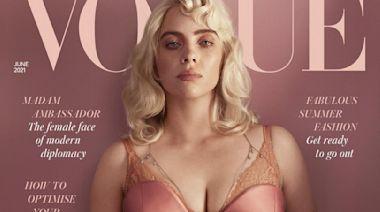 創作歌手 Billie Eilish 以性感造型登上雜誌封面,強調女性身體自主,你如何看?|端圓桌|端傳媒 Initium Media