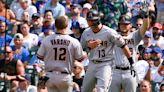 Daulton Varsho homers in 3rd straight as Diamondbacks beat reeling Cubs