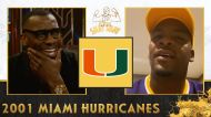 Clinton Portis believes the '01 Miami Hurricanes could've beaten an NFL team I Club Shay Shay