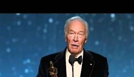 Christopher Plummer Wins Supporting Actor: 2012 Oscars