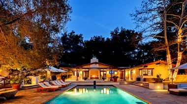 Hot Property: Liam Payne unloads a compound in the Santa Monica Mountains