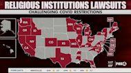 Coronavirus and churches fighting restrictions